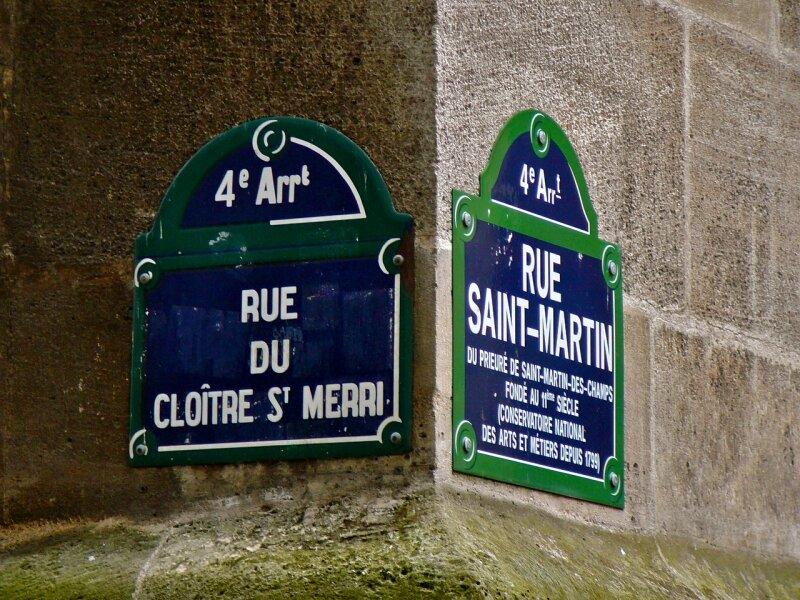 DFétail parisien.
