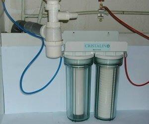 station de traitement CRISTALINO