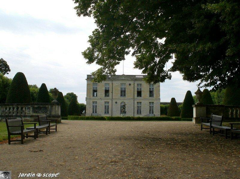 Parc et Château de Bouge (36)