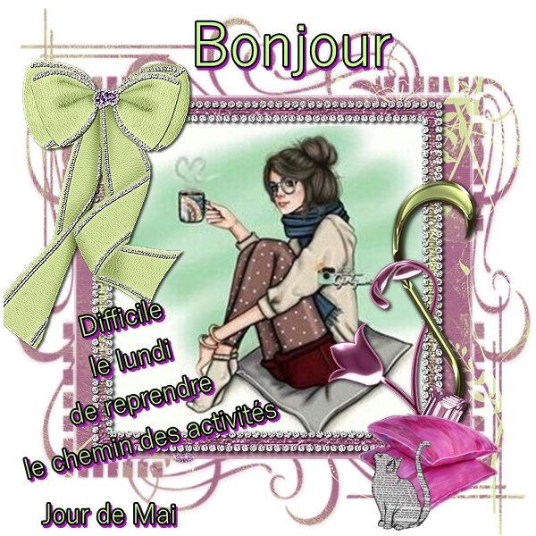 Bonjour 03052021