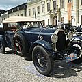Bugatti type 44 wilkinson grand sport 1929