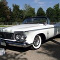 Imperial crown convertible 1961