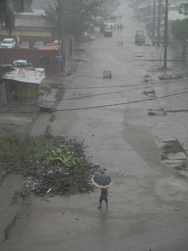Après la pluie vient le beau... euh... la tempête ?
