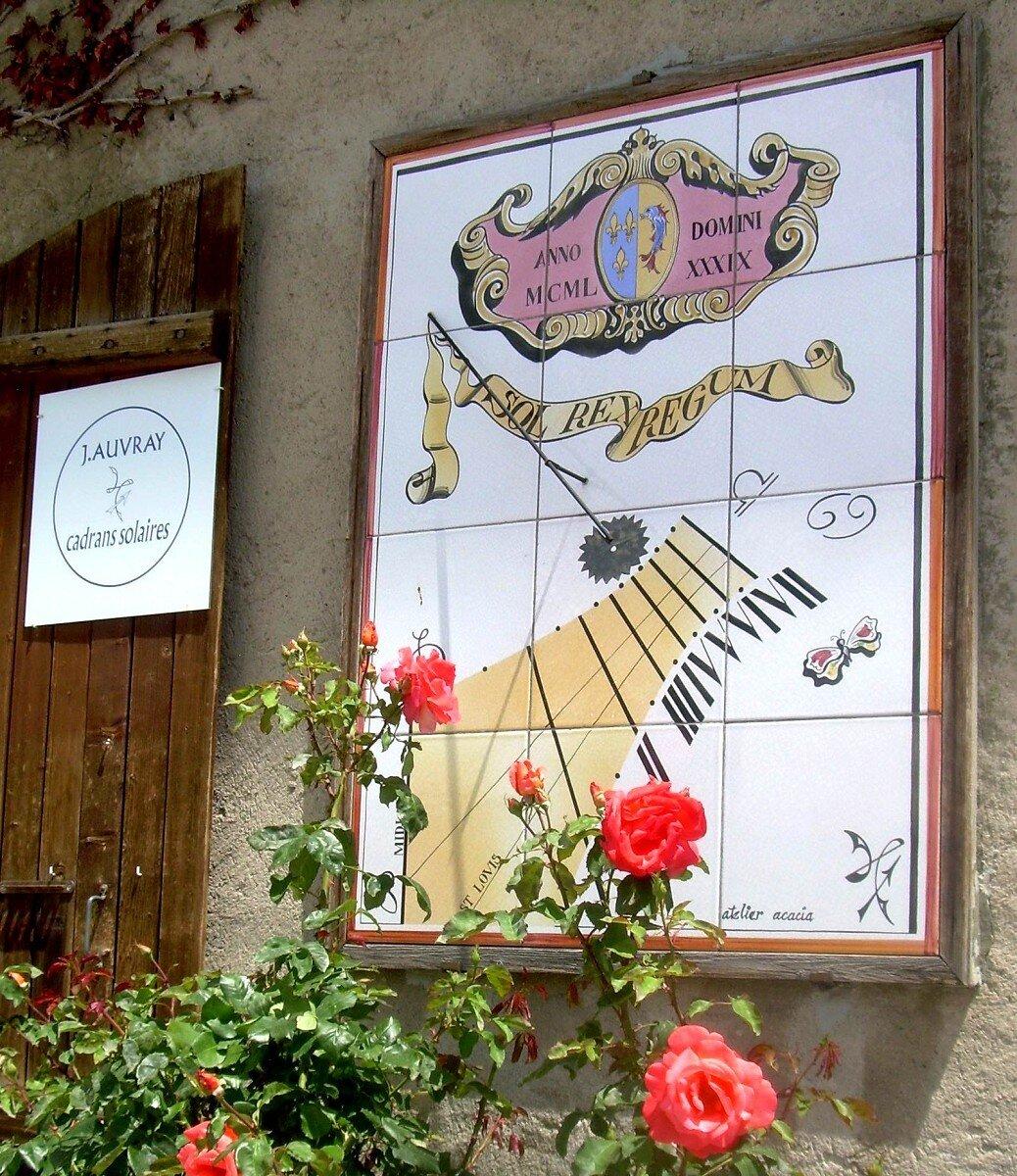 atelier acacia Mont-Dauphin Le soleil commande aux rois