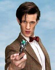 le onzième Docteur