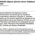 Stéphane hessel sur europe 1