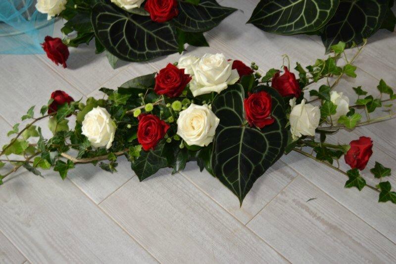mariage en fleurs blanches et bordeaux au fil des fleurs 51 pargny sur saulx fleurs. Black Bedroom Furniture Sets. Home Design Ideas