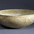 Bol à aumône, Vietnam, Dynastie Trân (1225-1400)