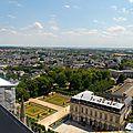 Bourges vue d'en haut !