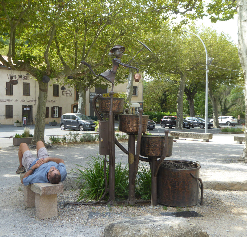 Fontaine Dourgne