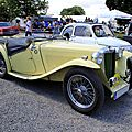 Mg TC convertible (RegioMotoClassica 2010) 01