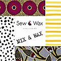 Sew and wax #1