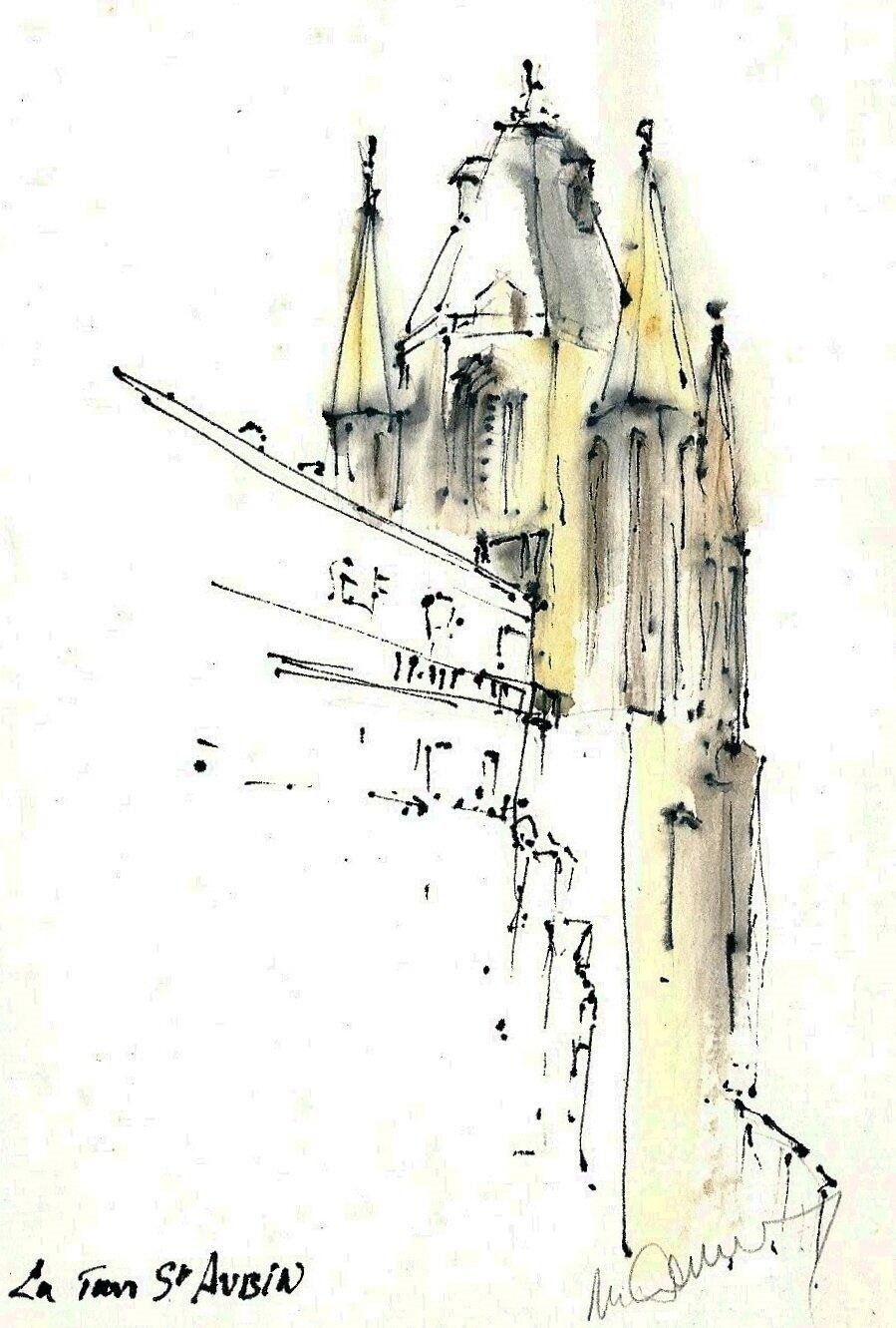 3 Tour St Aubin