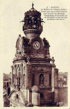 Nantes - Sainte-Croix