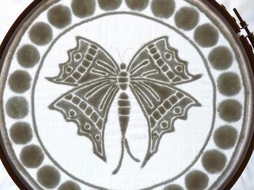 Boutis papillon