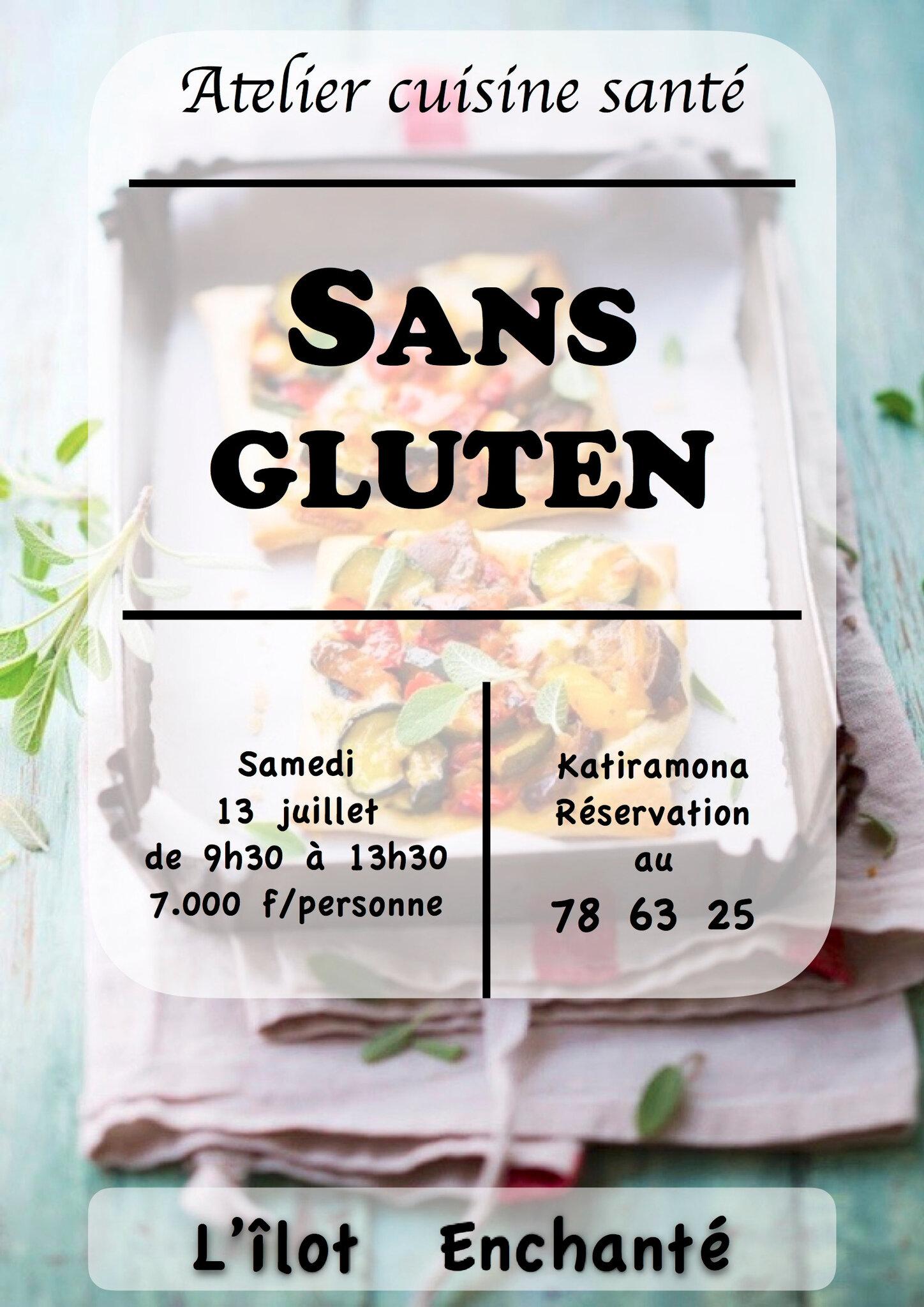 Le gluten, comment et pourquoi?