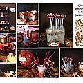 Un chouette anniversaire avec le kit printable thème feuilles d'automne