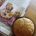 Les muffins de gwyneth