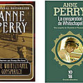 The whitechapel conspiracy, d'anne perry