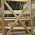 PROJET ET étude de fabrication d un portail 1950