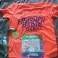 Marathon de paris, 12 avril 2015