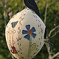 Un nid printanier