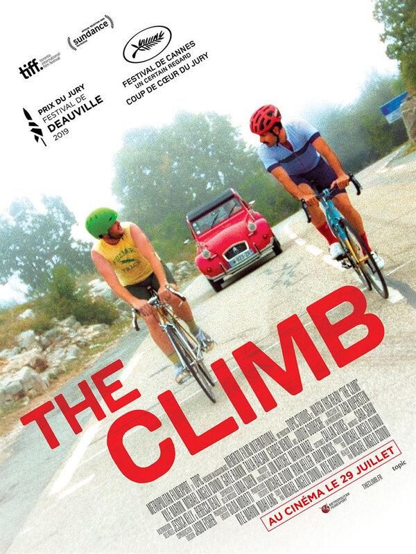 The Climb affiche