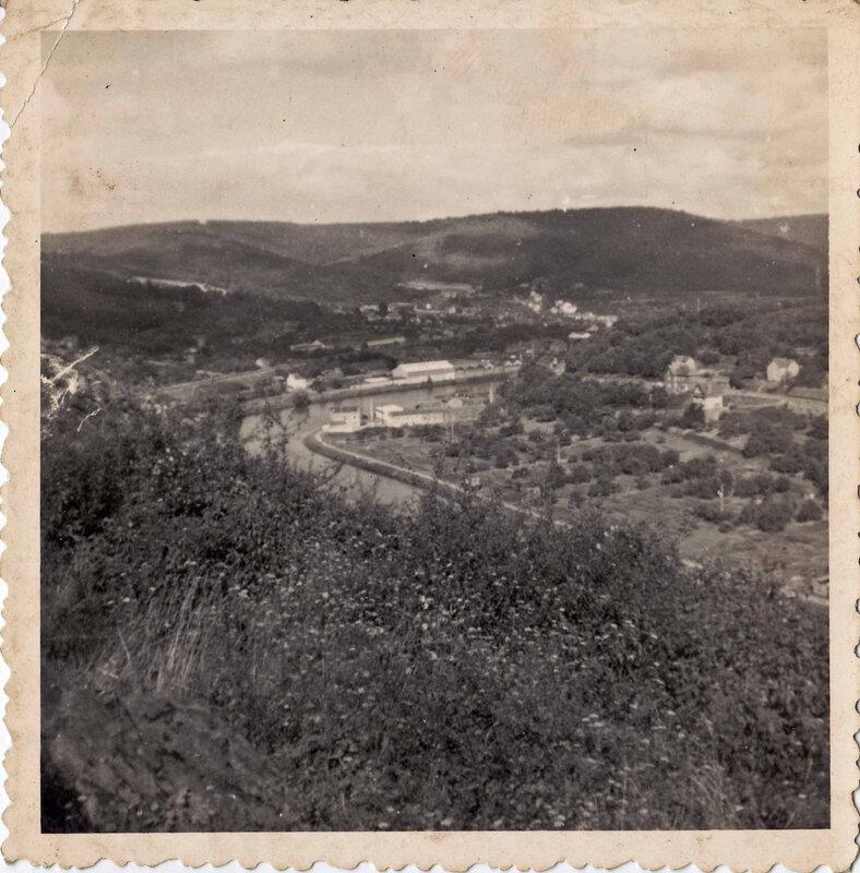 Vacances de Paul et Jeanne dans les Ardennes avec Clément et Marie-Thérèse Fouquart 09