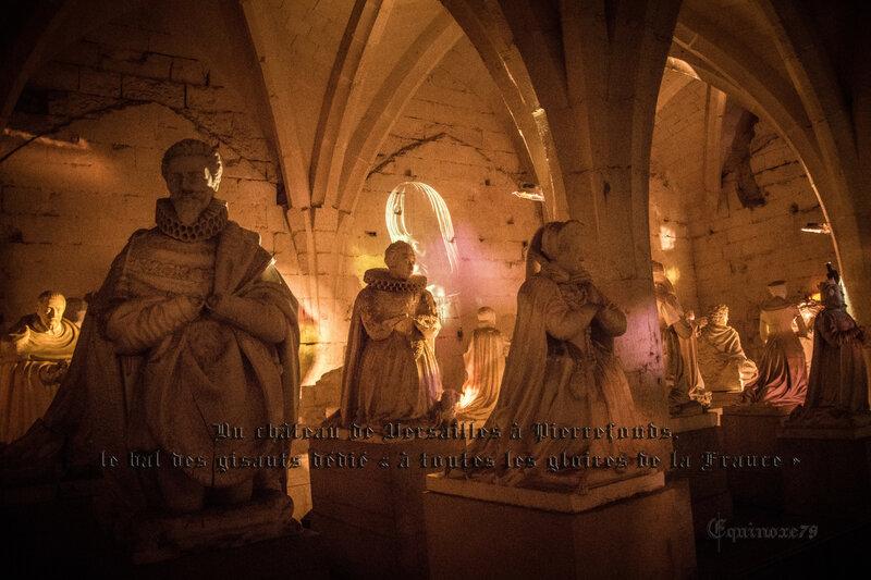 Du château de Versailles à Pierrefonds, le bal des gisants dédié « à toutes les gloires de la France » (2)