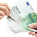 Offre de prêt sans frais à l'avance