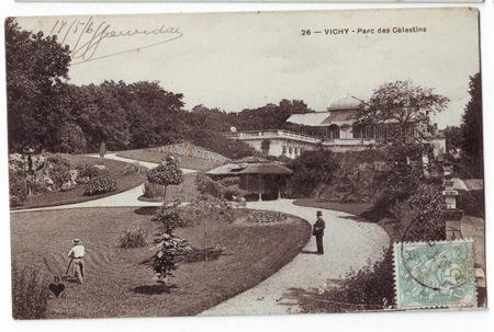 03 - VICHY - Parc des Celestins
