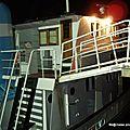Chalutier nocturne (Douarnenez, août 2009)