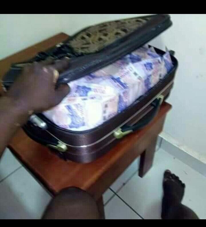 La valise magique