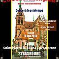 2015-06-06 - concert Saint Pierre le Jeune Protestant