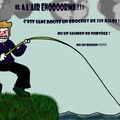 Elvis à la pêche (ça fait un peu