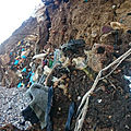 Un scandale hideux sur le littoral normand: le dépotoir sauvage de dollemard