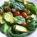 Une salade