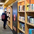Hausse de 25% de la fréquentation des bibliothèque au québec