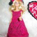 Une robe pour Barbie