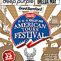 74 - FESTIVAL AMERICAN TOURS 2018