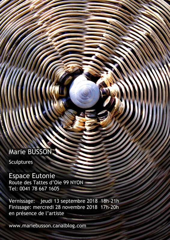 expo Marie Busson