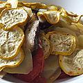 Un plat de légumes complet au bon goût de provence