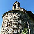 La chapelle saint-jacques de châteauroux-les-alpes