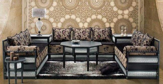 Vente salon marocain sur mesure 2019 - Decomaro