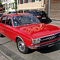 Audi 100 ls c1 4 portes 1968-1976