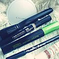 Mes produits make up indispensables