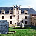 Aux herbiers, le château du boistissandeau ouvre ses portes