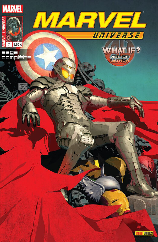 marvel universe V3 07 what if age of ultron
