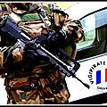 Kosovo : quatre inculpations pour des projets d'attentats, notamment en france