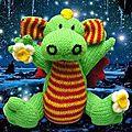 Daisy the dragon - debi birkin